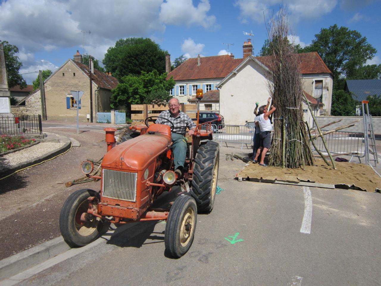 Feu de la Saint-Jean 2012