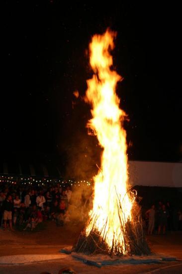 2011 - le feu brûle !