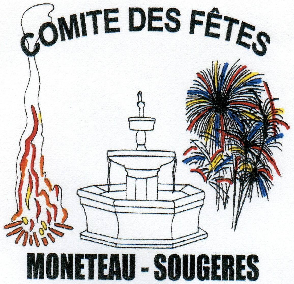 COMITE des FETES de MONETEAU et SOUGERES (89)